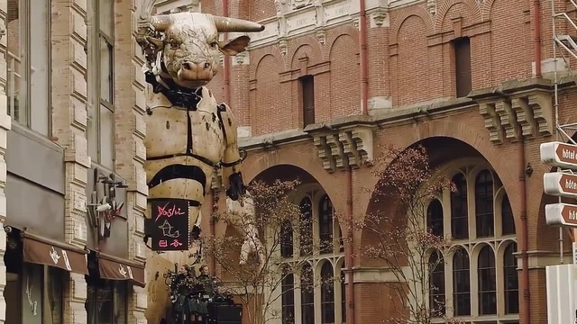 Le gardien du temple - Toulouse