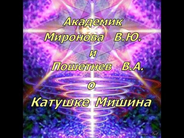 Академик Миронова В.Ю. о катушке Мишина
