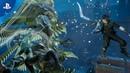 Final Fantasy XV x Final Fantasy XIV – Collaboration Launch Trailer | PS4