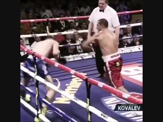 Сергей Ковалев наш Чемпион
