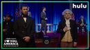 Sarah Silverman Visits The Hall of Presidents | I Love You, America on Hulu