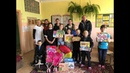 Помощь детскому центру в селе Красный Яр