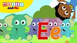 E is for Elephants! Meet Letter E Learn the Alphabet with Akili and Me