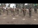 Military training day in Martyr Abdul Halim Bakour battalion
