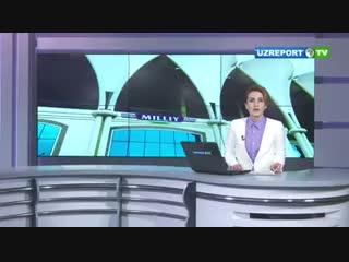 UZREPORT TV: O'zbekiston Professional Futbol Ligasi hamda La liga hamkorligi doirasida «Milliy» stadionida yurtimizda ilk bora «