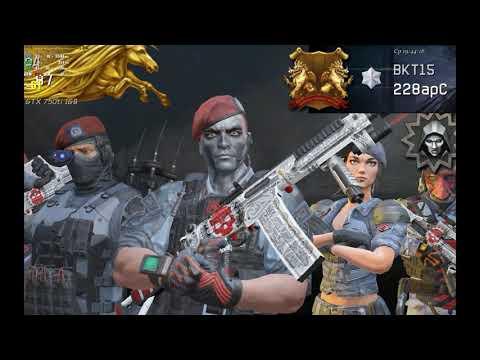 Warface рейтинговый матч 2.0 с Uzi Pro K.I .W. i. оружие инженера