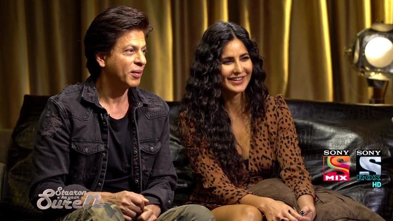 'Zero' The Movie - Suren meets Shahrukh Khan and Katrina Kaif (Part 3/4)