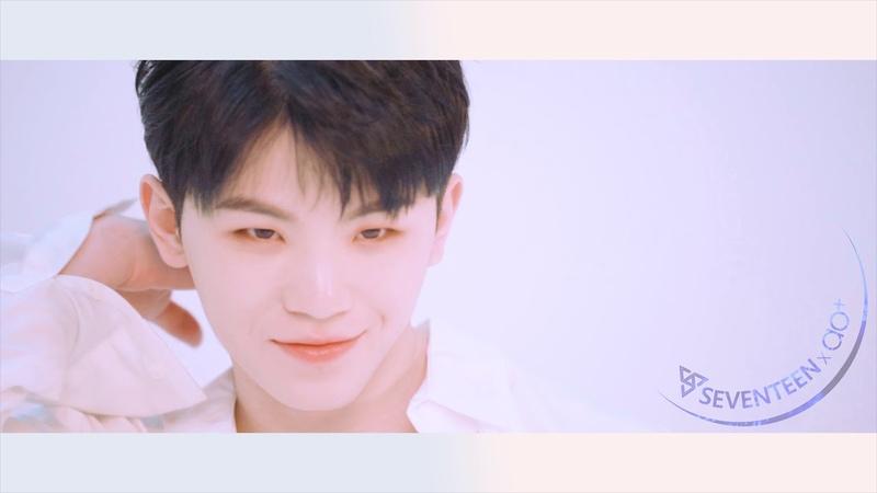 세븐틴 스페셜렌즈 북패키지 비비드블루_우지 개인영상 SEVENTEEN SPECIAL LENS VIVID BLUE_Woozi