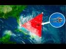 В Бермудском треугольнике обнаружен инопланетный корабль затонувший НЛО размером с два футб поля