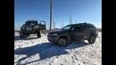 Jeep Grand Cherokee Overland vs Бегемот Какой джип Настоящий Опыт эксплуатации авто