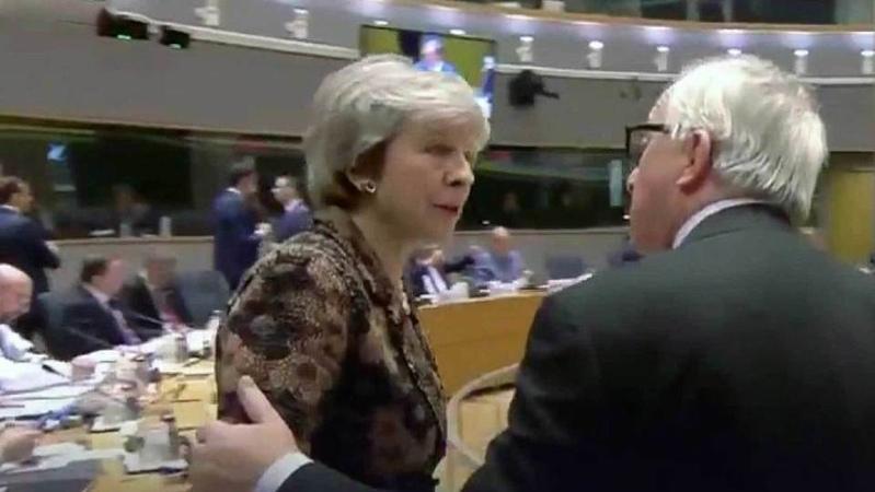Саммит ЕСвБрюсселе завершился скандалом