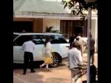 Амитабх и Швета пришли попрощаться с Кришной Радж Капур