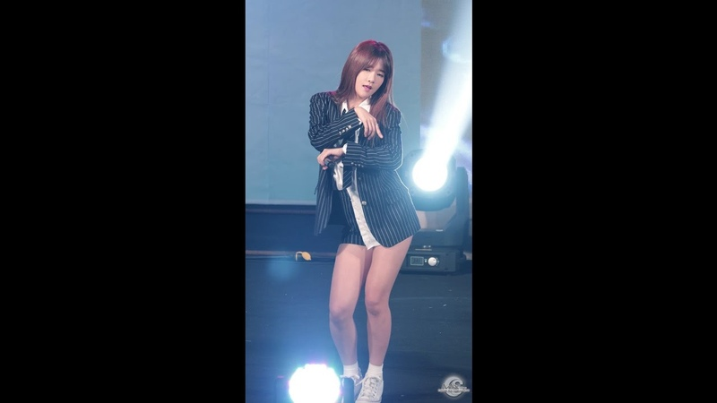 161120 우주소녀(WJSN) 비밀이야(Secret) 엑시(EXY) 직캠/Fancam By 믹스@천하장사 씨름 대축제