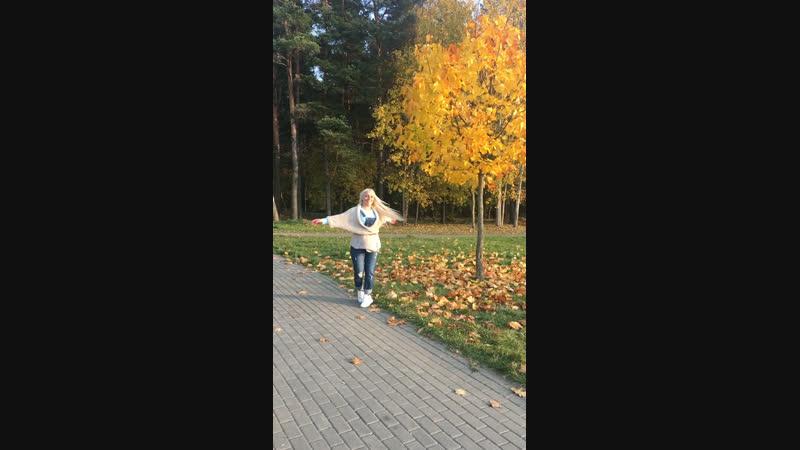 Настроение 10 баллов )красивая осень)