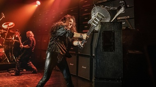 Sandvik Let's Create: The Smash-Proof Guitar, tested by Yngwie Malmsteen