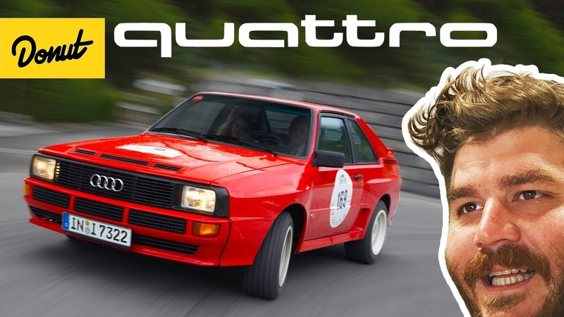 AUDI QUATTRO Everything You Need to Know Up to Speed
