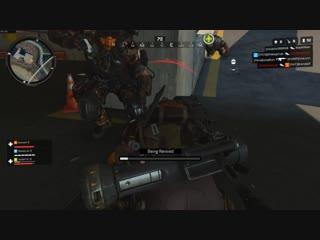 No no no no no no no THERE'S A NADE!! Black Ops 4