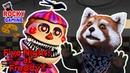 Rocky Gaming • РОККИ играет в ПЯТЬ НОЧЕЙ С ФРЕДДИ/FNAF 7 Ultimate Custom Night! Часть 3.