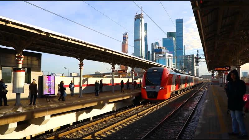 110 млн пассажиров на МЦК