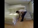 Супер функциональная мебель, для небольших комнат 😍😍😍 Подпишитесь на нас что бы увидеть ещё больше таких постов👇@b_mfru