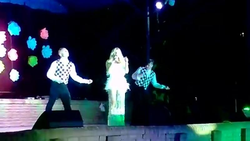 Концерт Ірини Федишин (Ізюм, 09.06.2018)