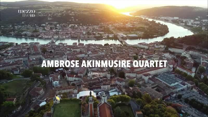 Ambrose Akinmusire Quartet - Jazz a Vienne 2018