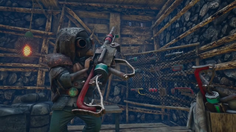 Геймплейный трейлер игры Biomutant на Gamescom 2018!
