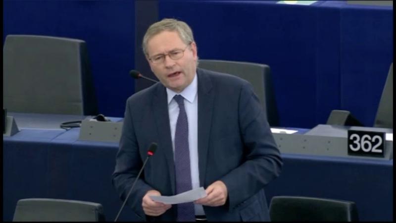 Gilles Lebreton sur le conflit dintérêts et la protection du budget de lUE en République Tchèque