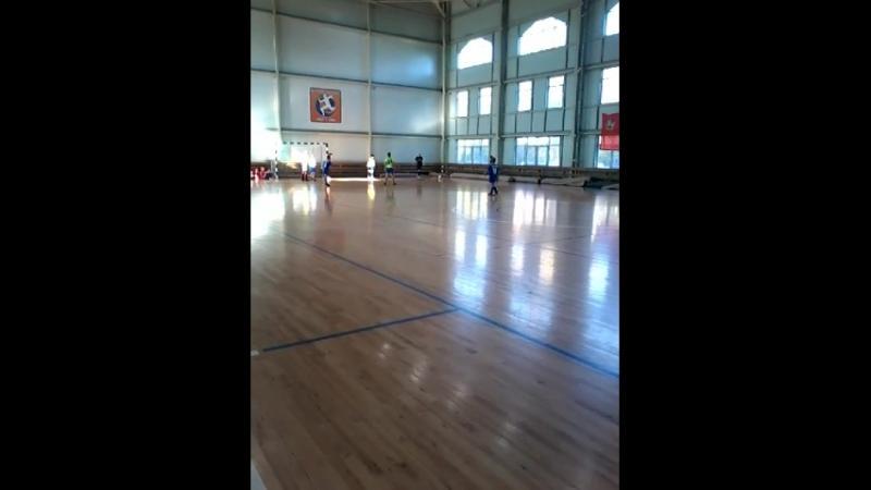 Турнир в Петрово-Дальнем 12.10.2018 года.Играют дети 2007-2008 год