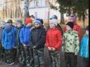 3 А класс читает стихотворение А.С. Пушкина У лукоморья дуб зеленый