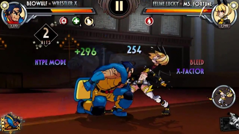 Беовульф Wrestler X