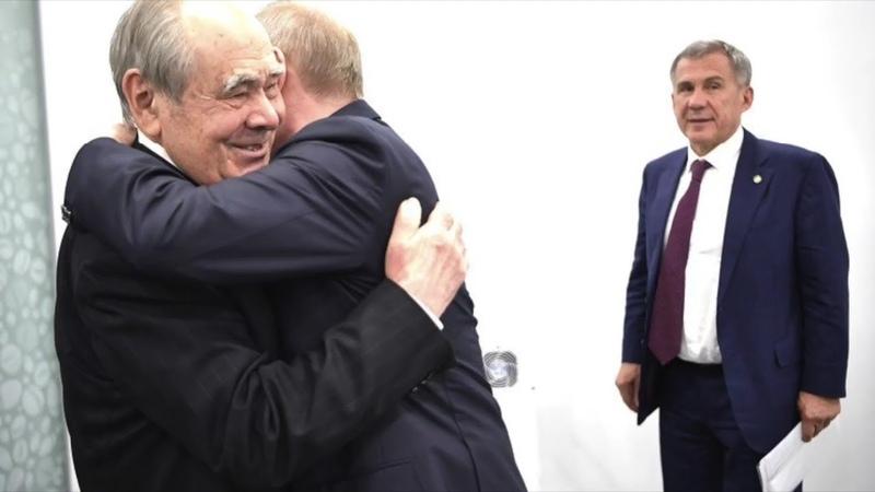 Коррупция в Татарстане, построенная на украденных активах