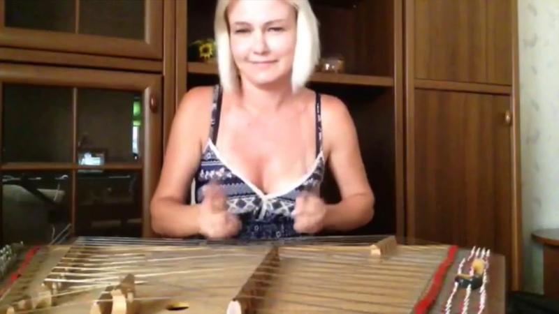 Евгения Самохина Виктор Цой - Кукушка