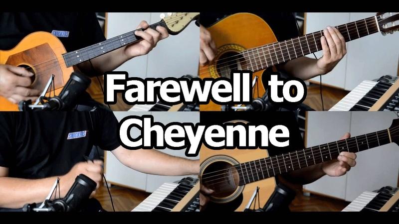 Farewell To Cheyenne - Ennio Morricone - cover