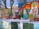 Галич. Конкурс снежных скульптур 2018. Автор Владимир Мохов