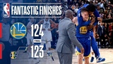 The Warriors and Jazz Go Down to the Final Seconds | October 19, 2018 #NBANews #NBA #Jazz #Warriors