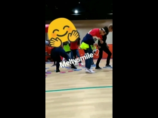 [FANCAM] 180916 100% ROCKHYUN & JONGHWAN <Autumn Sports Day> @ Hansung University Indoor Gymnasium