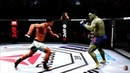 HULK vs MUHAMMAD ALI | EA Sports UFC 3
