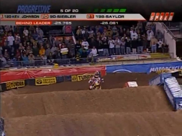 JS VS RC 2007 AMA Supercross Orlando PT 1