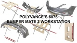 Polyvance Bumper Workstation - Bumper Mate 2