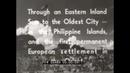 SCREEN TRAVELER 1930s VISIT TO THE PHILIPPINES MANILA, CEBU, MACTAN 65484