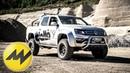 Super Pickup Challenge Amarok Delta vs Toyota Hilux Nestle Motorvision