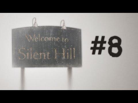 Silent Hill 8. Резиновый мячик пригодился (прохождение на русском)
