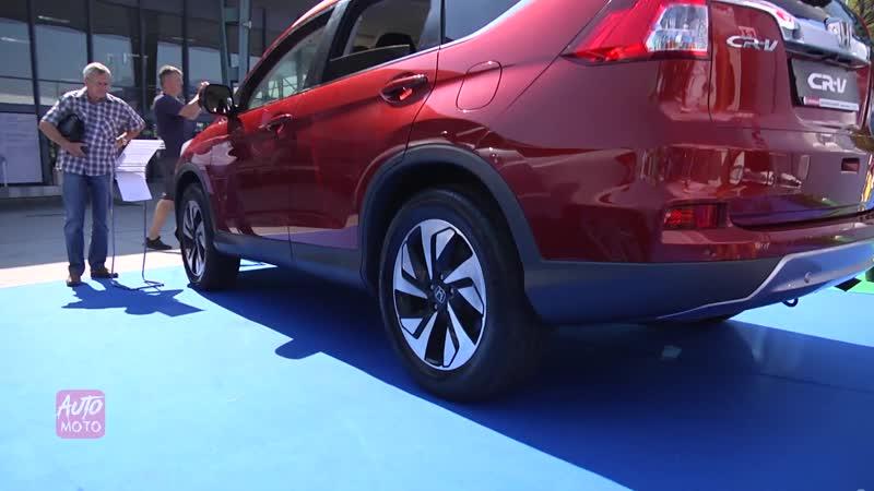 2019 Honda CR-V LifeStyle - Exterior And Interior Walkaround - 2018 Auto City Plovdiv