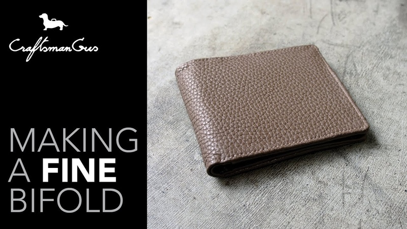 Men's Fine Bi fold Wallet LeatherAddict EP46