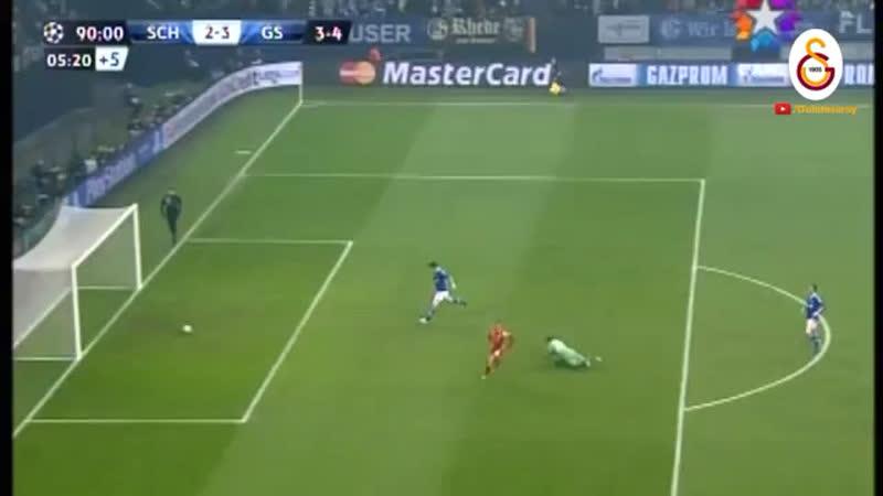 Günün Golü | Schalke 04-Galatasaray (12.03.2013) Umut Bulut ⚽