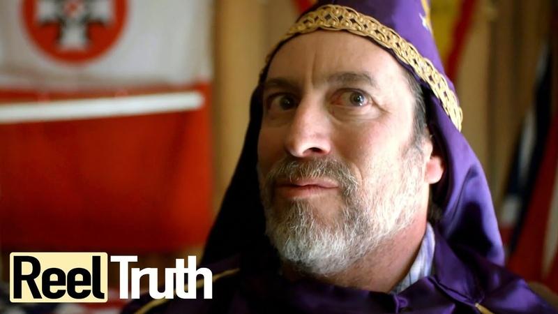 Inside the Ku Klux Klan - Meeting The Imperial Wizard | KKK Documentary | Reel Truth