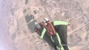 Slow Motion Wingsuit Flight Helicopter Exits