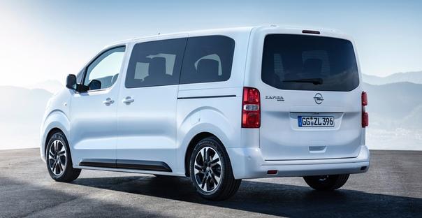 Минивэн Opel Zafira Life: четвертый брат в семействе Фото: компания OpelУ однообъемников-близнецов Citroen SpaceTourer, Peugeot Traveller и Toyota ProAce Verso появился еще один брат под именем