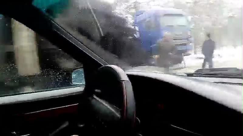 ДТП Трасса М3 Витебск- Минск.